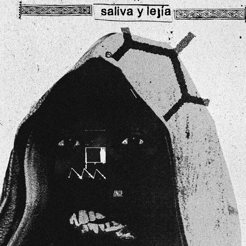 SALIVA Y LEJÍA